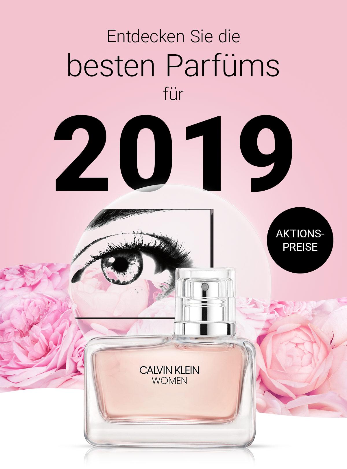 Entdecken Sie die besten Parfüms für 2019