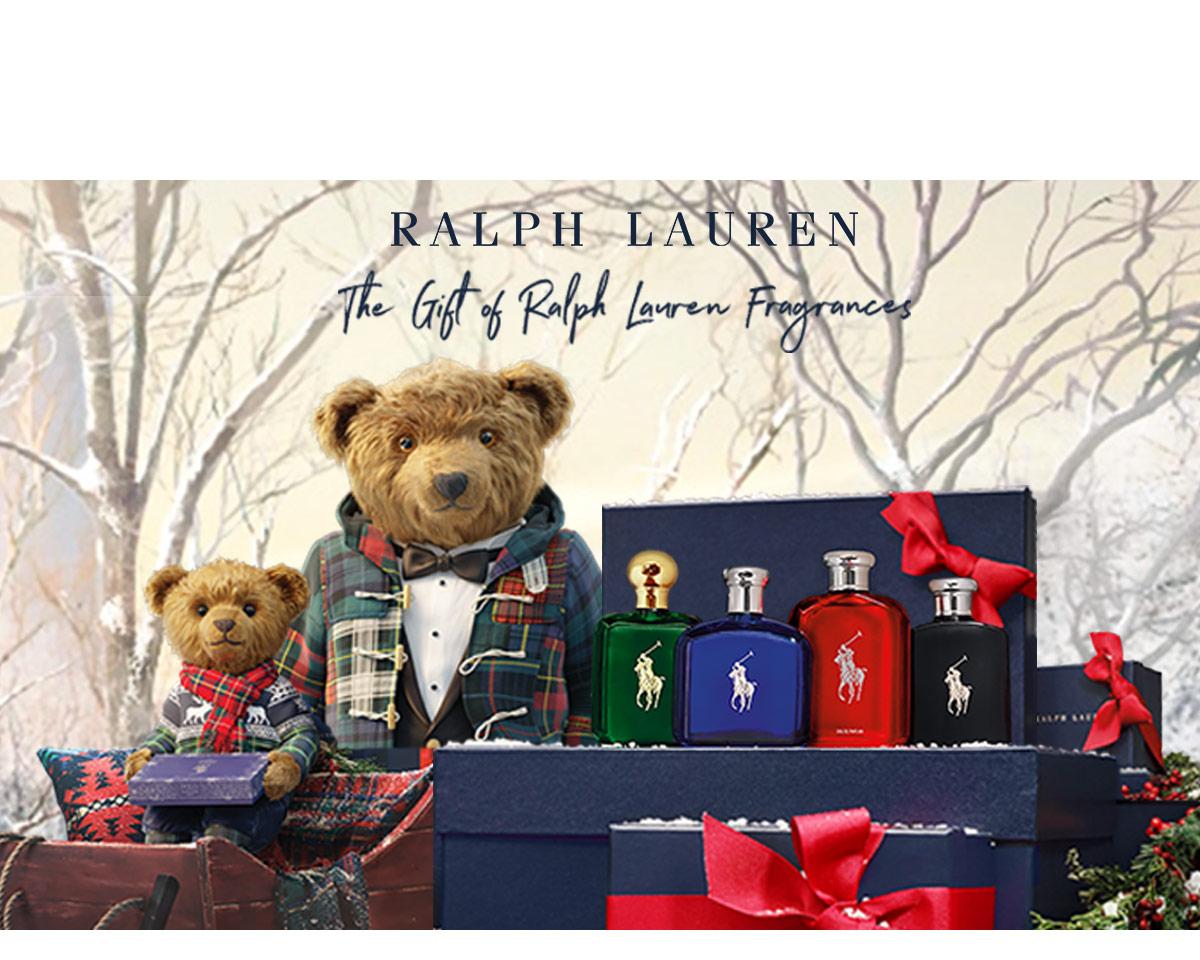 Cestovná taška zadarmo k nákupu pánskych parfumov Ralph Lauren nad 75 €